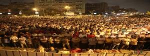 Alkhairaat Serukan Qunut Nazila untuk Mesir