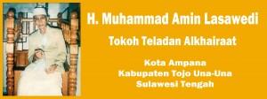 H Muhammad Amin Lasawedi - Tokoh Teladan Alkhairaat