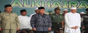 Hatta Rajasa Tutup Muktamar Alkhairaat ke 10