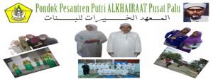 Ponpes Putri Alkhairaat Pusat Palu