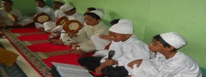 Isra Miraj SMP Alkhairaat Ternate