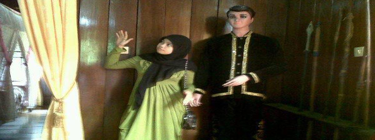 Pantomim SMK Ponpes Putri Alkhairaat