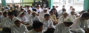 Perayaan Maulid Di SMP Alkhairaat Ternate
