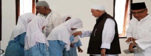 Kepala LPMP Harap Alkhairaat Buka Madrasah Aliyah