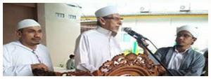 Sayyid Hasan Alhabsyie-Sayyid Saggaf Aljufrie-Sayyid Idrus Alhabsyie
