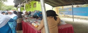 Bazar Wisuda TPA