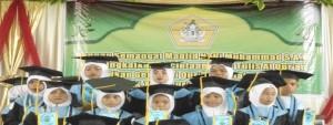 Wanita Islam Alkhairaat Wisuda 205 Anak Taman Pengajian Alquran