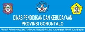 Dinas Pendidikan dan Kebudayaan Provinsi Gorontalo