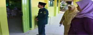 Kakankemenag Bulungan Monitoring UAMBN MA Alkhairaat