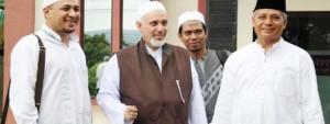 Walikota Ternate Akui Kwalitas Kurikulum Alkhairaat