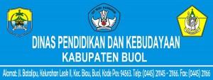 Dinas Pendidikan dan Kebudayaan Kabupaten Buol