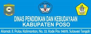 Dinas Pendidikan dan Kebudayaan Kabupaten Poso