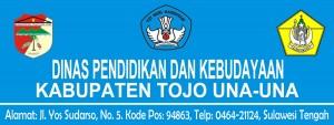 Dinas Pendidikan dan Kebudayaan Kabupaten Tojo Una-Una