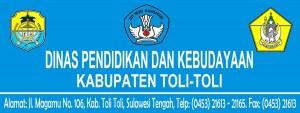 Dinas Pendidikan dan Kebudayaan Kabupaten Toli-Toli