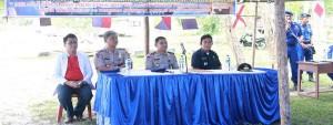 Sambang Nusa: Ditpolair Gandeng FK Unisa Palu