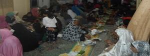 Warga Kampung Baru Peringati Haul Istri Guru Tua (2)