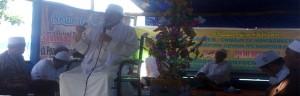 HS Sagaf Aljufrie Hadiri Perayaan Maulid di Tojo Una-Una