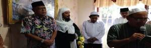 Wakil Gubernur Hadiri Perayaan Maulid Nabi di Kampung Baru