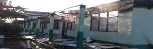 Sekolah Islam Alkhairaat Dibakar