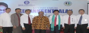 Bank Indonesia Laksanakan Kuliah Umum Di Unisa