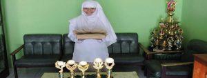 Santri Ponpes Alkhairaat Lolos Program Beasiswa Santri Berprestasi