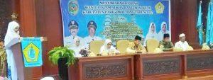 Wanita Islam Alkhairaat Parimo Gelar Musda