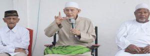Habib Saggaf: Pendidikan Alkhairaat Kubu Pertahanan Umat Islam